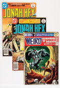Bronze Age (1970-1979):Western, Jonah Hex Group (DC, 1972-78) Condition: Average VG.... (Total: 6 Comic Books)