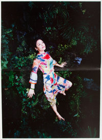 Nobuyoshi Araki [subject]. Publisher's prospectus for Araki. Taschen, 2002. Elephant folio. [31