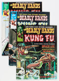 Magazines:Miscellaneous, The Deadly Hands of Kung Fu #1-10 Plus Group (Marvel, 1974-75)Condition: Average NM-.... (Total: 12 Comic Books)