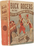 Golden Age (1938-1955):Science Fiction, Big Little Book #nn Buck Rogers in The City of Floating Globes(Whitman, 1935) Condition: VG-....