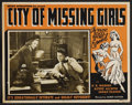 "Movie Posters:Cult Classic, City of Missing Girls (Select Attractions, 1941). Lobby Card (11"" X14""). Cult Classic. ..."