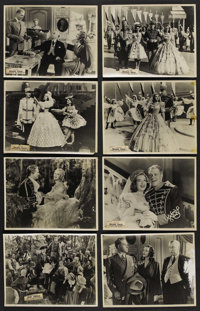 """The Chocolate Soldier (MGM, 1941). Black and White Stills (8) (11"""" X 14""""). Musical"""