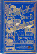 Books:World History, [Guide Books]. [G. Shaw, editor]. The Official Tourists' Picturesque Guide to the London & North-Western Railway... ...