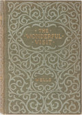 Books:Science Fiction & Fantasy, H. G. Wells. The Wonderful Visit. Macmillan, 1895. First American edition of Wells' second science fiction/fantasy n...