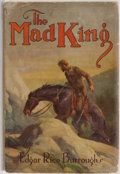 Books:Fiction, Edgar Rice Burroughs. The Mad King. Grosset & Dunlap,[1926]. Early reprint. Some soiling, wear and a few tears to d...