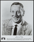 Basketball Collectibles:Others, John Wooden Signed Memorabilia Lot of 16....