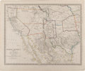 Miscellaneous:Maps, [Map]. Society for the Diffusion of Useful Knowledge. NorthAmerica, Sheet XV, Utah, New Mexico, Texas, California,&c...