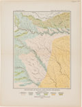 Miscellaneous:Maps, [Map]. Robert T. Hill. Drainage of Black and GrandPrairies....