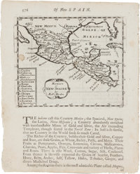 [Map]. Robert Morden. Mexico or New Spaine