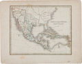 Miscellaneous:Maps, [Map].Thomas Bradford. Mexico, Guatemala, and the WestIndies....