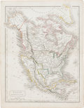 Miscellaneous:Maps, [Map]. S. Hall. North America....