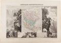 Miscellaneous:Maps, [Map]. Victor Levasseur. Amérique Septentrionale....