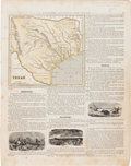 Miscellaneous:Maps, [Map]. Sidney Morse. Texas....