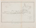 Miscellaneous:Maps, [Map]. United States Coast Survey. Sketch I Showing the progressof the Survey in Section No. 9 1848 to 52....