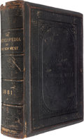 Miscellaneous:Ephemera, William S. Speer and John Henry Brown, editors. TheEncyclopedia of the New West....