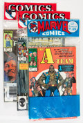 Modern Age (1980-Present):Miscellaneous, Marvel Unopened 3-Packs Group (Marvel, 1984).... (Total: 3 Items)