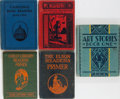 Books:Children's Books, [Children's Readers]. Lot of Five Children's Readers. [Variouspublishers, dates, editions]. Generally fair.... (Total: 5 Items)