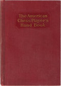 Books:Americana & American History, [Chess]. The American Chess Player's Handbook. Winston,[1928]. Revised Edition. Small octavo. Spine a bit dull,...