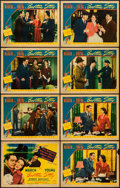 """Movie Posters:Comedy, Bedtime Story (Columbia, 1941). Lobby Card Set of 8 (11"""" X 14""""). Comedy.. ... (Total: 8 Items)"""