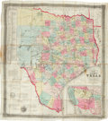Miscellaneous:Maps, [Map]. J[acob] De Cordova. De Cordova's Map of Texas....