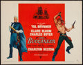 "Movie Posters:Adventure, The Buccaneer (Paramount, 1958). Half Sheet (22"" X 28"") Style B.Adventure.. ..."