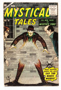Silver Age (1956-1969):Horror, Mystical Tales #1 (Atlas, 1956) Condition: VG....