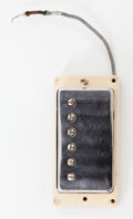 Musical Instruments:Electric Guitars, Gibson Paten Number Humbucker Pickup with Riser....