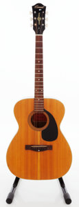 Musical Instruments:Acoustic Guitars, 1960s Conrad Natural Acoustic Guitar....