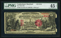 National Bank Notes:Maryland, Cumberland, MD - $5 1875 Fr. 404 The Third NB Ch. # 2416. ...