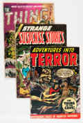 Golden Age (1938-1955):Horror, Comic Books - Assorted Pre-Code Horror Comics Group (VariousPublishers, 1950s) Condition: Average FR.... (Total: 7 Comic Books)