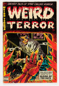 Golden Age (1938-1955):Horror, Weird Terror #7 (Comic Media, 1953) Condition: VG-....