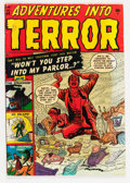 Golden Age (1938-1955):Horror, Adventures Into Terror #44 (#2) (Atlas, 1951) Condition: VG....