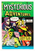 Golden Age (1938-1955):Horror, Mysterious Adventures #2 (Story Comics, 1951) Condition: VG....