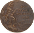 Miscellaneous Collectibles:General, 1956 Melbourne Summer Olympics Bronze Medal....