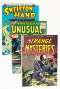 Golden Age (1938-1955):Horror, Comic Books - Assorted Golden Age Horror Comics Group (VariousPublishers, 1940s) Condition: Average VG.... (Total: 6 Comic Books)