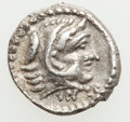 Ancients:Greek, Ancients: MACEDONIAN KINGDOM. Alexander III the Great (336-323 BC.AR obol (0.63 gm)....