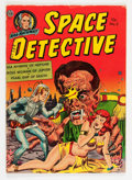 Golden Age (1938-1955):Science Fiction, Space Detective #3 (Avon, 1952) Condition: VG+....