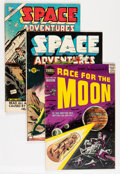 Golden Age (1938-1955):Science Fiction, Comic Books - Assorted Golden Age Science Fiction Comics Group(Various Publishers, 1950s) Condition: Average GD/VG.... (Total: 7Comic Books)