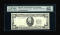 Error Notes:Third Printing on Reverse, Fr. 2073-F $20 1981 Federal Reserve Note. PMG Gem Uncirculated 65 EPQ....