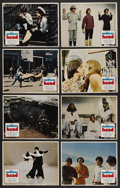 "Movie Posters:Rock and Roll, Head (Columbia, 1968). Lobby Card Set of 8 (11"" X 14""). Rock andRoll...."