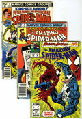 Modern Age (1980-Present):Superhero, The Amazing Spider-Man Group (Marvel, 1980s-up) Condition: AverageNM....