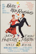 "Movie Posters:Musical, Bells Are Ringing (MGM, 1960). One Sheet (27"" X 41""). Musical.. ..."