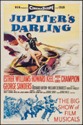 """Movie Posters:Musical, Jupiter's Darling (MGM, 1955). One Sheet (27"""" X 41""""). Musical.. ..."""