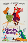 "Movie Posters:Animation, Sleeping Beauty (Buena Vista, R-1970). One Sheet (27"" X 41""). Animation.. ..."