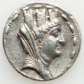 Ancients:Greek, Ancients:  SYRIA. Laodicea ad Mare. Ca. 82/1-49/8 BC. ARtetradrachm (14.89 gm). ...