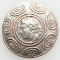 Ancients:Greek, Ancients: MACEDONIAN KINGDOM. Antigonus Gonatas (277-239 BC). ARtetradrachm (17.06 gm)....