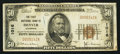National Bank Notes:Colorado, Denver, CO - $50 1929 Ty. 1 The First NB Ch. # 1016. ...