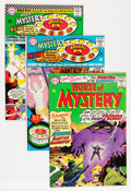 Silver Age (1956-1969):Horror, House of Mystery and Others Group (DC, 1960s) Condition: AverageVF+.... (Total: 11 Comic Books)
