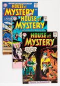 Silver Age (1956-1969):Horror, House of Mystery Group (DC, 1963-64) Condition: Average FN....(Total: 7 Comic Books)
