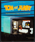 """Movie Posters:Animation, Tom and Jerry: The Definitive Guide to Their Animated Adventures (Harmony, 1990). Hardcover Book (Multiple Pages, 10"""" X 12.5..."""